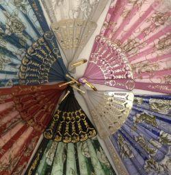 Fan.New colors.