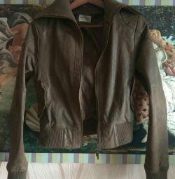 Jachetă din piele Atmosferă