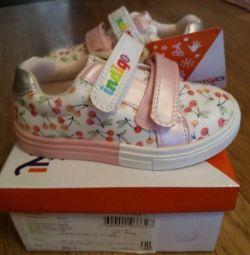 Children's shoes Indigo