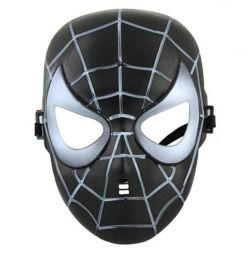 Mask Black Spiderman
