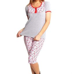 Pijamas Femeile Fericite (Breeches)