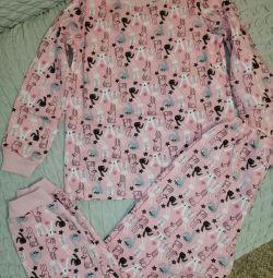 Pajamas 6-7 years