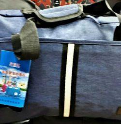Sports Bag + Gift