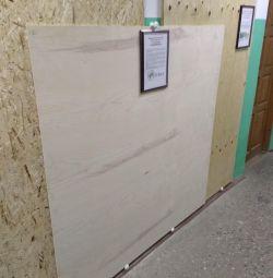 Plywood birch FC 4,10,12 mm 1525 * 1525