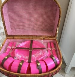 Picnic Suitcase