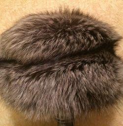 Pălărie de blană pentru femei