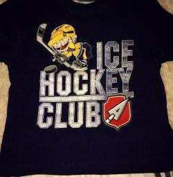 Новая футболка Hockey
