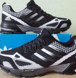 Кроссовки Adidas marathon flyknit