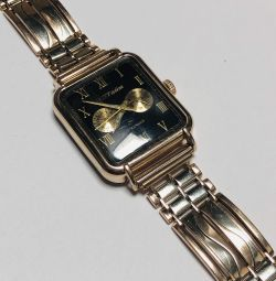 MacTime Gold Watches