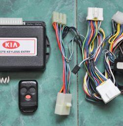 Πρότυπο συναγερμού αυτοκινήτου για το KIA Sportage 2002