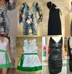 New dresses r. 40-46