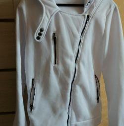 White sweatshirt new