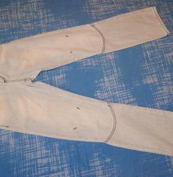 Jeans Albastru p. 164 (aprox.) Măsurători