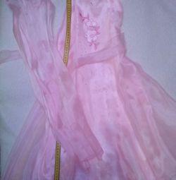 Сукня дитяча з шарфиком