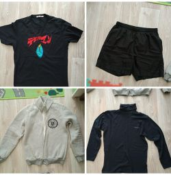 Summer-weighting things for men 46-48 size