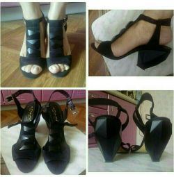 Sandale Vero cuoio Italia