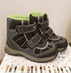 Ботинки зимние на мембране фирма