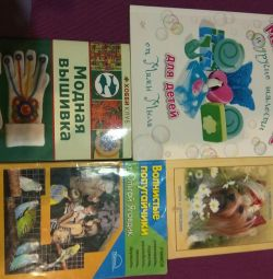 Books for 4pcs.