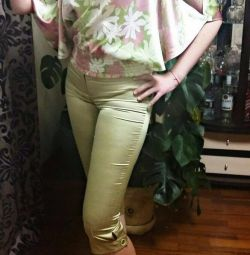 Блуза и бриджи