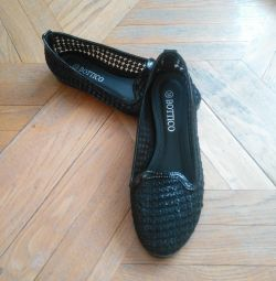 Ballet shoes 37r new