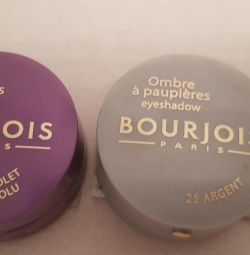 Baked eyeshadow BOURJOIS