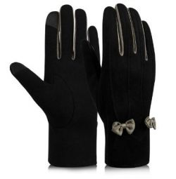 Suede Touch Gloves