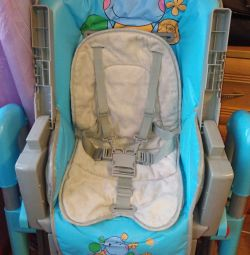 Highchair Fokiddy Comfort