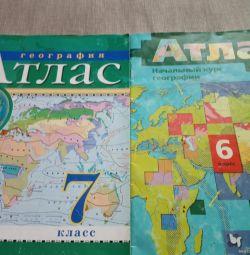 Atlas geografie