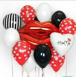 Μπαλόνια, μπαλόνια στις 14 Φεβρουαρίου