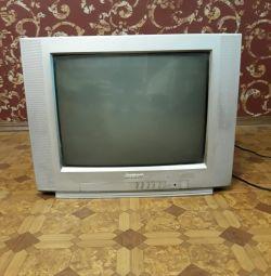 Телевізор avest робочий на запчастини ремонт