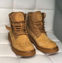 Μπότες Martens ΗΠΑ σουέντ νέο