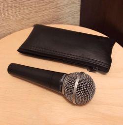 Microfon SHURE SM58-LCE