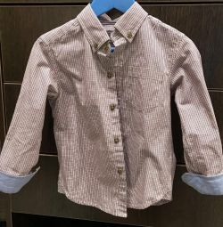O cămașă frumoasă. Zara