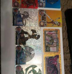 Bakugan cards