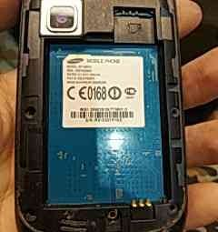 Samsung s5670 на запчасти