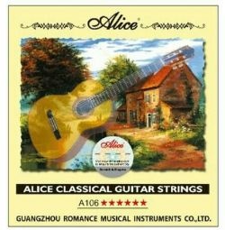 Classical Guitar Strings Alice A106-H