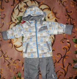 Κοστούμια Πρωτοχρονιάς για αγόρι r.92-98