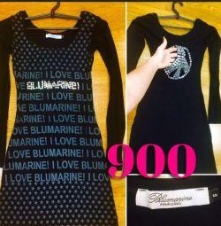 Платье фирмы Blumarine