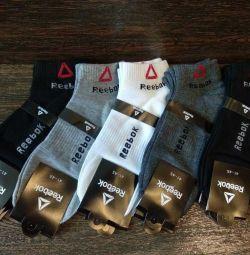 Men's Socks Reebok Short