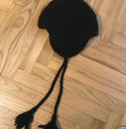 Women's winter hat, seeberger, Germany