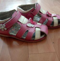 Sandale 27size 17cm