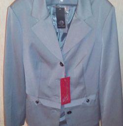 💥Suit φούστα + σακάκι Λευκορωσία p.54,56,58, πουλάω