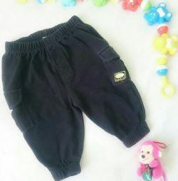 Pants - bananas 74/80 children