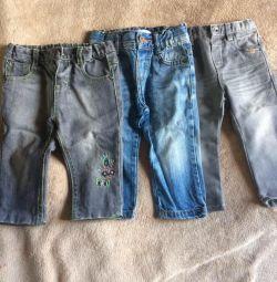 Παντελόνια και σορτς