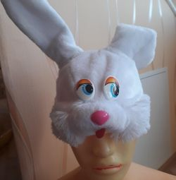 Bunny hat / mask
