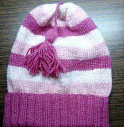 Kızlar için şapkalar