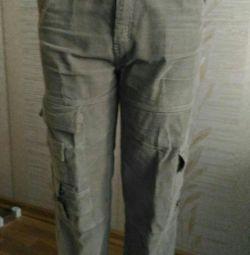 Μάρκα παντελόνια Corduroy