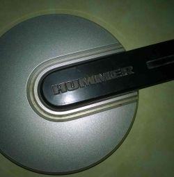 Hummer H3 disc cap 4pcs.
