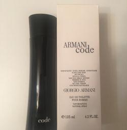 ✅ Giorgio Armani Armani Code