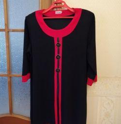 Платье вискоза с эластаном